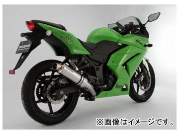 2輪 ビームス BMS-R ステンフルエキ ラウンド ステンレス RACING TYPE BMS-K04R-FS11 JAN:4582285330998 φ100 カワサキ ニンジャ250R JBK-EX250K