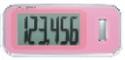ハタ/HATAS セイコー/SEIKO ウォーク・ノート WZ510PI カラー:ピンク JAN:4543208004136 入数:10個