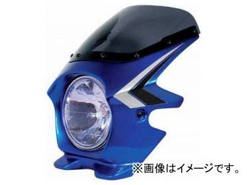 2輪 Nプロジェクト スーパーバイカーズビキニカウル ブラスターII 23009 JAN:4571115620095 STD CFブルー(S) ホンダ CB1300SF ~2002年