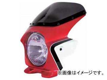 2輪 Nプロジェクト スーパーバイカーズビキニカウル ブラスターII 23046 JAN:4571115621016 STD CBレッド ホンダ CB400SF スペックII 2003年