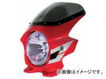 2輪 Nプロジェクト スーパーバイカーズビキニカウル ブラスターII 23122 JAN:4571115621252 STD CGレッドU(Wライン) ホンダ CB400スーパーフォア
