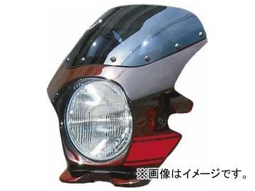 2輪 Nプロジェクト スーパーバイカーズビキニカウル ブラスターII 21218 JAN:4571115629692 STD CDブラウン(S) カワサキ ZEP1100RS 2007年