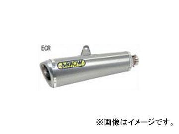 2輪 Nプロジェクト アロー エキゾーストシステム Racing 8122 ECR チタンサイレンサー(Racing Trophy) スリップオン スズキ GSX-R600/750 ie