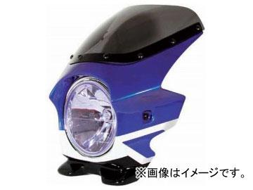 2輪 Nプロジェクト スーパーバイカーズビキニカウル ブラスターII 21077 JAN:4571115621641 STD DBメタリックC(ストロボ) ヤマハ XJR1300 2000年