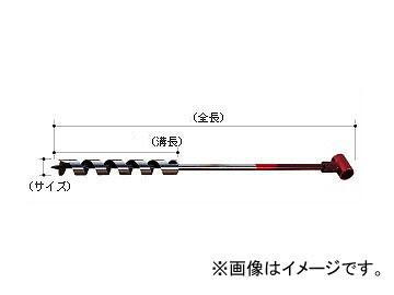 大西工業/ONISHI No.5 短捻リングオーガー(ハンドル付) 18mm JAN:4957934051805 入数:6本