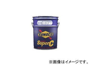 スノコ/SUNOCO エンジンオイル スーパーC/SUPER C 10W-30 DH-2/SH 20L JAN:4531291004409