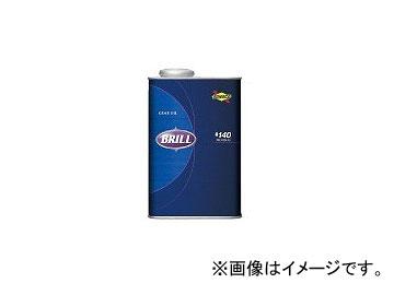 スノコ/SUNOCO ギアオイル ブリル/BRILL #140 1L JAN:4531291004522 入数:10缶