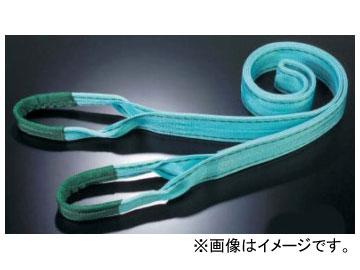田村総業/TAMURA ベルトスリング Pタイプ JISIII等級 両端アイ形(E形) P-3E-200×6.0m