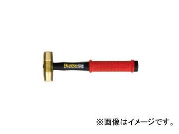 オーエッチ工業/OH ライトン真鍮ハンマー(PP柄) #4 品番:BS-40LT JAN:4963360111303