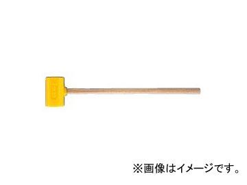 オーエッチ工業/OH PX印 ウレタン角カケヤ(木柄) #6 品番:PXUK-06 JAN:4963360204869