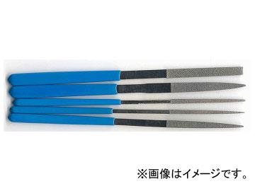 ツボ万/TSUBOMAN ダイヤヤスリ 粒度#140 精密タイプ(K) 5本組 5本セット 5K-SET サイズ:215 JAN:4954452124257 コード:12425