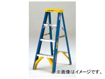 ピカコーポレイション/Pica FRP製 片側昇降式専用脚立 GLA-120BU