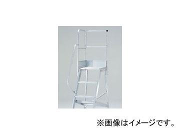 ピカコーポレイション/Pica DWS型作業台用 階段両手すり天場二方 DWS-TE10B