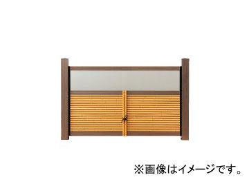 ピカコーポレイション/Pica 人工竹垣フェンスシリーズ 竹院(ちくいん) みす垣 PMPS-1208