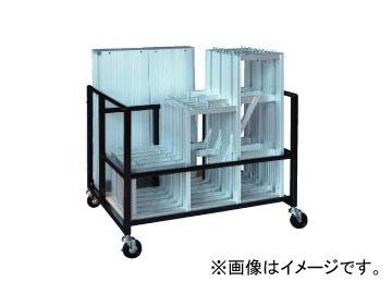 ピカコーポレイション/Pica 折りたたみ式 ひな段 収納台車 NDS-1