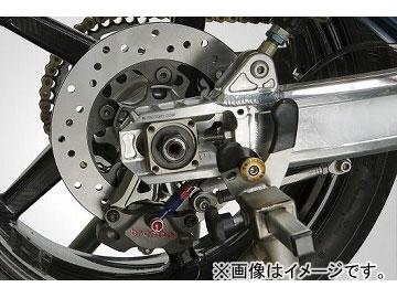 2輪 ケイファクトリー/K-FACTORY ブレンボキャリパー用リヤキャリパーサポートセット チタン色 カワサキ/KAWASAKI ZRX1200 ~2009年