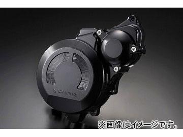 2輪 ケイファクトリー/K-FACTORY クランクエンドカバーL スーパーブラック 000IZBM007R ホンダ/本田/HONDA CB1300SF 2003年~2007年