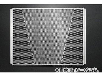 2輪 ケイファクトリー/K-FACTORY ラジエターコアガード ステンレス Rタイプ カワサキ/KAWASAKI ZZR1400 2008年