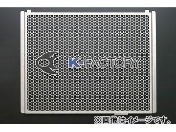 2輪 ケイファクトリー/K-FACTORY ラジエターコアガード Aタイプ カワサキ/KAWASAKI ZRX1200 ~2009年