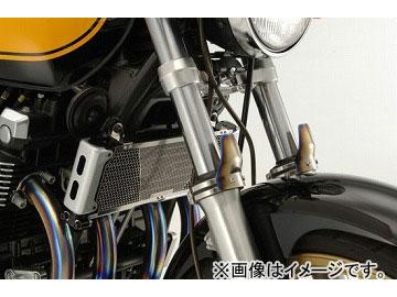 2輪 ケイファクトリー/K-FACTORY オイルクーラーガード カワサキ/KAWASAKI ゼファー1100