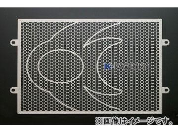 2輪 ケイファクトリー/K-FACTORY ラジエターコアガード Bタイプ ヤマハ/YAMAHA FZS1000 フェザー