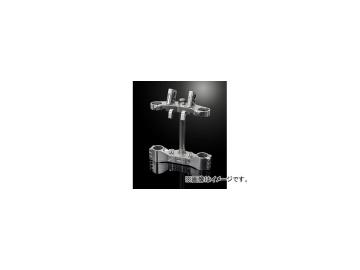 送料無料! 2輪 ケイファクトリー/K-FACTORY トリプルツリー シルバー カワサキ/KAWASAKI GPZ900R A7~