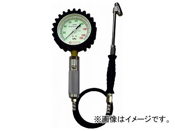 旭産業/ASAHI タイヤゲージ 高精度タイプ マスタータイヤゲージ MTS-15