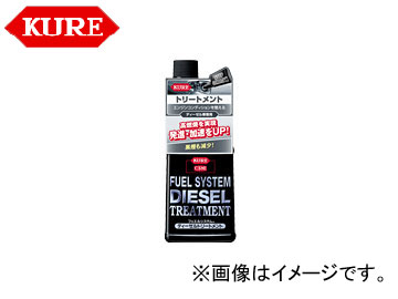 呉/KURE フュエルシステムシリーズ フュエルシステム ディーゼルトリートメント 2025 236ml 入数:180