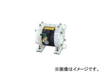 ヤマダコーポレーション/yamada ダイアフラムポンプ NDP-5シリーズ NDP-5FPT 製品番号:851306