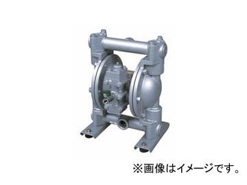 ヤマダコーポレーション/yamada ダイアフラムポンプ NDP-25シリーズ NDP-25BAH/T 製品番号:851878