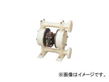 ヤマダコーポレーション/yamada ダイアフラムポンプ NDP-25シリーズ NDP-25BPH/T-FL 製品番号:853842