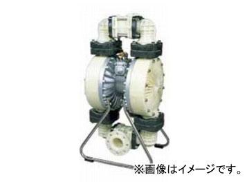ヤマダコーポレーション/yamada ダイアフラムポンプ NDP-80シリーズ NDP-80BPT 製品番号:852346