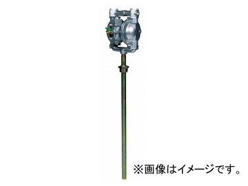 ヤマダコーポレーション/yamada ダイアフラムポンプ ドラムタイプ NDP-20BAT-D 製品番号:851398