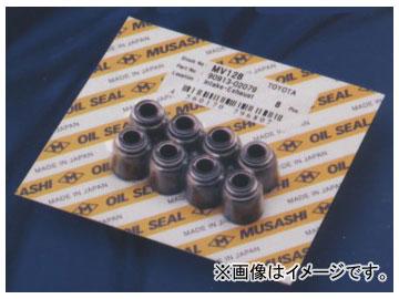 무사시 오일 씰/MUSASHI OIL SEAL 밸브 stem shield MV810 JAN:4560170799884 8개입스바루/후지중공업/SUBARU 삼바-TT1 EN07