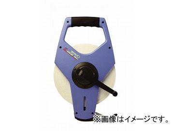 ヤマヨ/YAMAYO サンエックススチロン ナイロンコート鋼製巻尺 NR100X 長さ:100m JAN:4957111186009