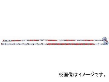 ヤマヨ/YAMAYO リボンロッド両サイド60E-2 現場記録写真用巻尺 R6B30 長さ:30m JAN:4957111596068