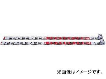 ヤマヨ/YAMAYO リボンロッド両サイド100E-1 現場記録写真用巻尺 R10A50 長さ:50m JAN:4957111595573