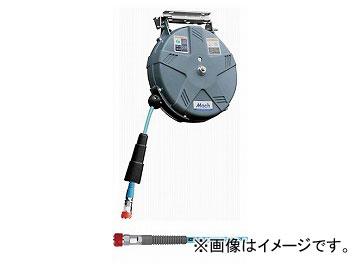 フジマック/FUJIMAC オートエアーリール Zタイプ ロック一発カプラ 10m AR-710Z JAN:4984546605423