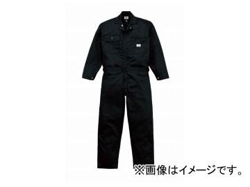 山田辰/YAMADA TATSU ディッキーズ/Dickies 年間物ツヅキ服 1002 ブラック サイズ:S~LL