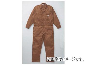 山田辰/YAMADA TATSU ディッキーズ/Dickies 年間物ツヅキ服 701 ブラウン サイズ:4L/5L