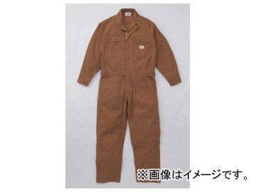 山田辰/YAMADA TATSU ディッキーズ/Dickies 年間物ツヅキ服 702 ブラウン サイズ:4L/5L