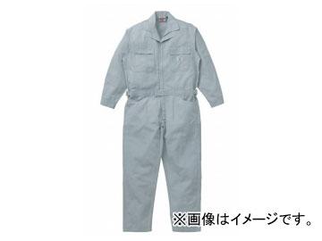 山田辰/YAMADA TATSU ディッキーズ/Dickies 年間物ツヅキ服 702 シルバーグレー サイズ:4L/5L