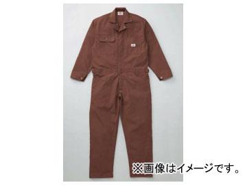 山田辰/YAMADA TATSU ディッキーズ/Dickies 年間物ストライプツヅキ服 703 ブラウン サイズ:S~LL