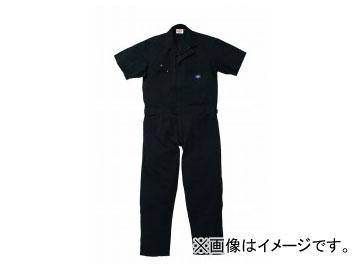山田辰/YAMADA TATSU ディッキーズ/Dickies 半袖ツヅキ服 712 ネイビーブルー サイズ:4L/5L