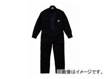 山田辰/YAMADA TATSU ディッキーズ/Dickies 年間物ツヅキ服(男性用) 901-BC-3L ブラック サイズ:3L