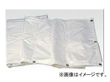 ユニット/UNIT 養生防炎シート 1.8×5.4m 品番:376-53