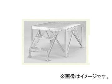 ユニット/UNIT 朝礼台 品番:376-74A
