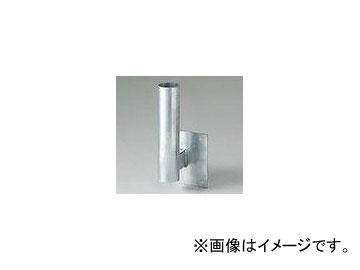 ユニット/UNIT カーブミラー取付用金具 L型壁取付金具 品番:384-92