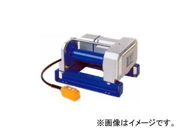 【後払い手数料無料】 電動シルバーウインチ 単相100V SX-205:オートパーツエージェンシー 富士製作所/Fuji Seisakusyo-DIY・工具