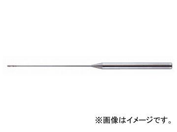 日立ツール/HITACHI エポックマイクロステップボーラーS THコーティング 0.06×40mm EMSBS0006-0.6-TH